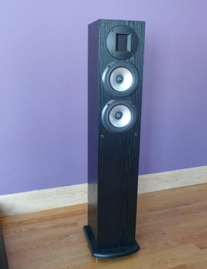 Acculine A3 Speakers