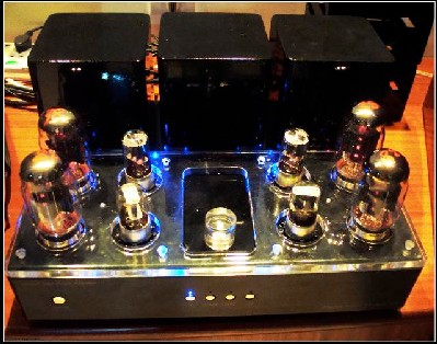 Shugaung S-8 Tube Amplifier review