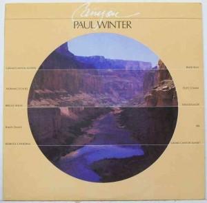Paul Winter's Canyon