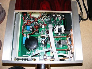 Virtue Audio Piano M451 inside
