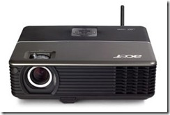 Acer P5260i WiFi projector