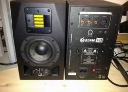 ADAM Audio A3X Active Closefield Monitors