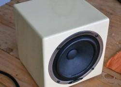Avantone Active Mixcube Studio Reference Monitors