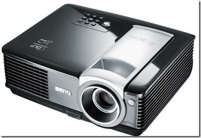 BenQ MP522 DLP Projector