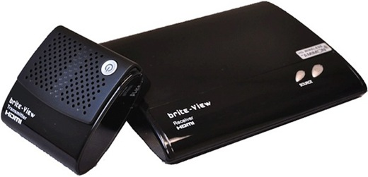 brite-View HDelight BV-1222 Wireless 1080p HD PC-to-TV Transmission Kit