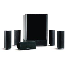 harman kardon hkts 18 5 1 channel speaker system audio. Black Bedroom Furniture Sets. Home Design Ideas