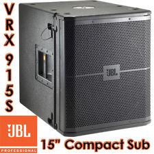 JBL vrs915s subwoofer