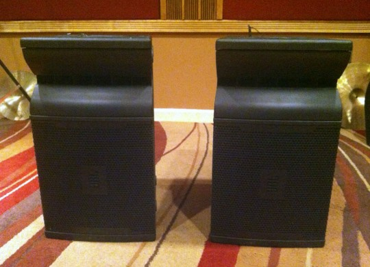 JBL VRX900 Series Line Array