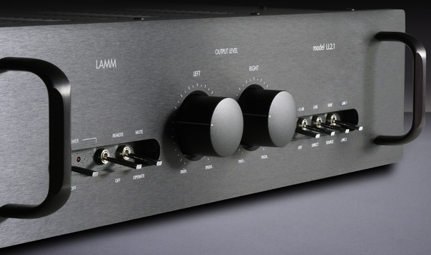 LAMM Industries LL2.1 Tube Preamplifier