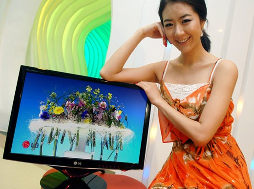 Lg Announces 22 Inch W2286l Lcd Hdtv Hd Highfidelityreview Hi