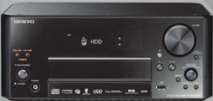 BR-925 CD/HDD receiver system