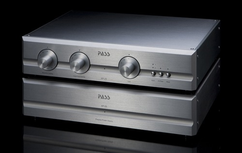 Pass Labs XP-25 Phono Preamplifier