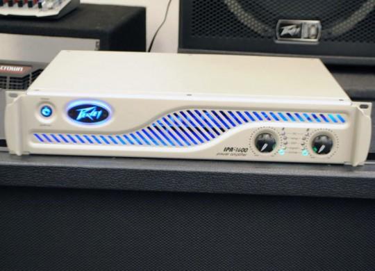 Peavey IPR Series IPR 1600 Amplifier