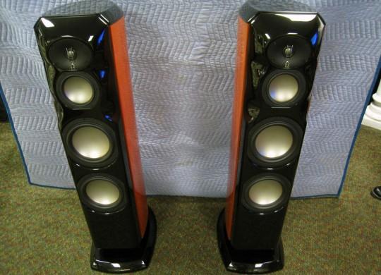 Revel Ultima Studio2 Loudspeakers Hi Fi Systems Reviews