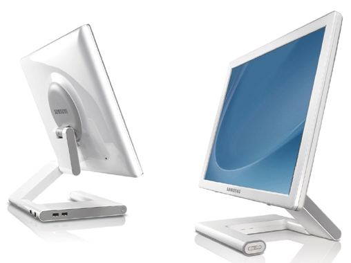 Samsung SyncMaster 971P LCD Monitor wins IDEA (Industrial Design ...