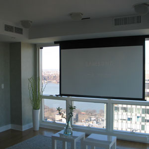 Sweet Home Theater Setups The High Rise Theater Advice