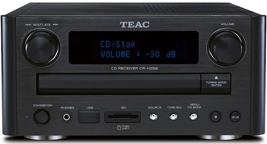 TEAC CR-H258i CD Receiver