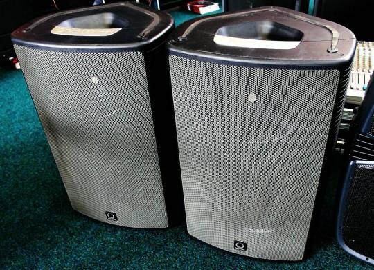Turbosound Milan M15 Powered Loudspeaker | Hi-Fi Systems Reviews