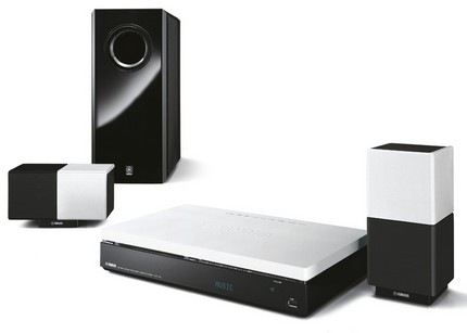 Yamaha DVX-700 DVD Home Theater System