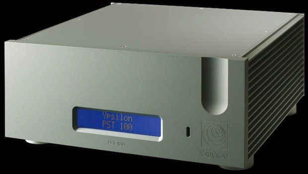 Ypsilon PST-100 MKII Stereo Preamplifier
