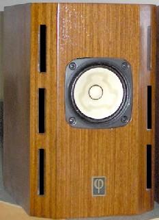 Loudspeaker with mini enclosure