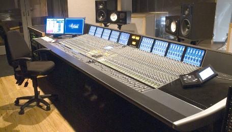 The Mixer Desk